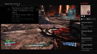 (PS4) Borderlands 2 Gameplay : Part 2