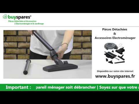 Comment utiliser un accessoire d'aspirateur