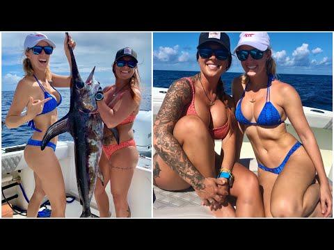 Fiskeri efter sværdfisk med Brittany