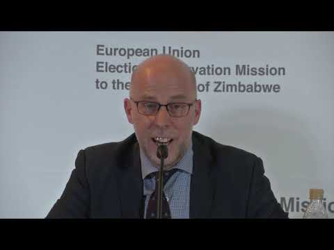 EUEOM Zimbabwe 2018 presents its Final Report