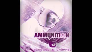Chamillionaire - Running Laps - Screwed & Chopped - @immature0