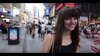 Living and Studying in New York City