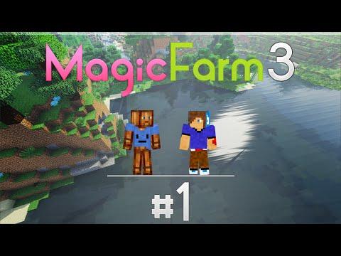[Granik24] | MagicFarm3 s Distárem | ŠÍLENOST | Part. 1