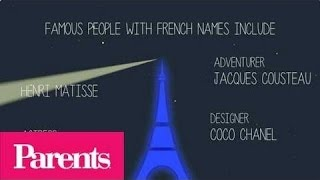 French Baby Names | Parents