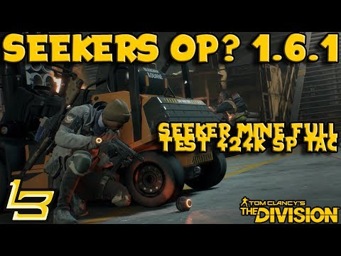 1.6.1 - Are Seekers Still OP?! (The Division)
