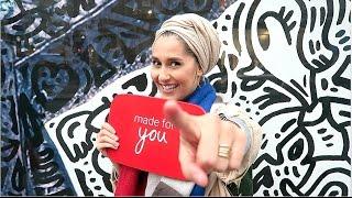 Download Youtube: HIJABI ON BILLBOARDS?! MAMA I MADE IT! #MADEFORYOU