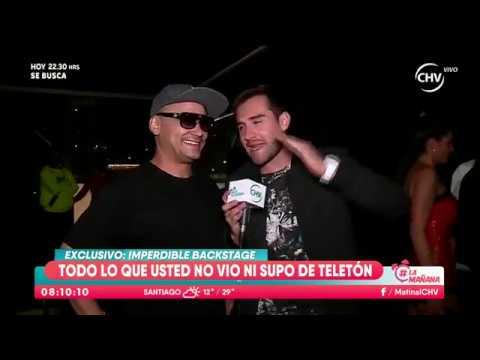 Entrevista Cierre Teleton 2017