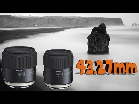 What is a 'standard' lens? How I use the 35mm & 45mm Tamron VC