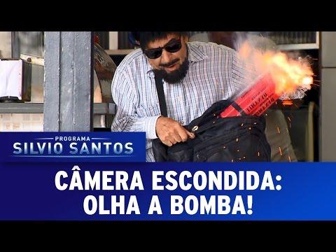 Pegadinha: Cuidado com a bomba!