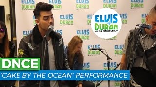 """DNCE - """"Cake By The Ocean"""" Acoustic   Elvis Duran Live"""