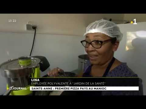 Reportage pizza manioc MalikMalsa