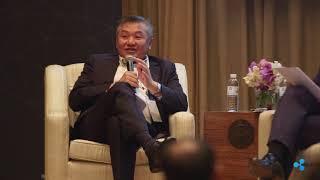 Thomas Tan Kok Kiong (CIMB Bank) at Ripple Regionals: APAC 2019