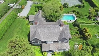 Living Large: Grey Gardens In The Hamptons