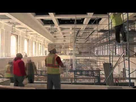Belmont University Concert Hall - American Constructors