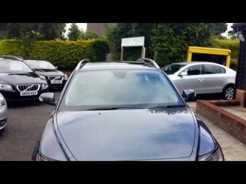 Review of Volvo V50 20D SE Ipswich Suffolk Simon Shield Cars