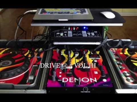 DRIVE @ 5 VOL III
