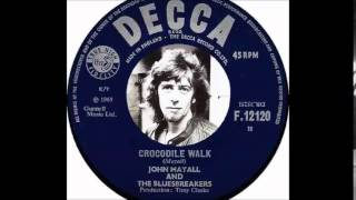 John Mayall - Crocodile Walk  (1965)