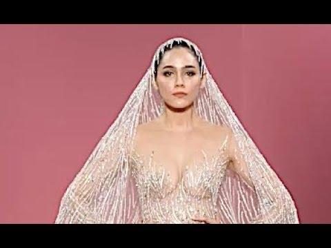 GEORGES HOBEIKA Haute Couture Fall 2019 Paris - Fashion Channel