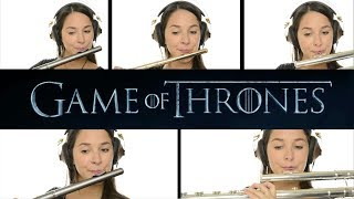 Game of Thrones on Flute + Sheet Music!