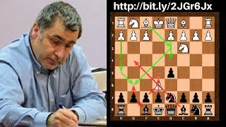 Super GM Vassily Ivanchuk Alekhine Defence    Dark Knight