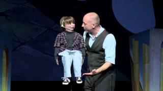 Swearing Chuck Slams Ventriloquism & 5-Way Phone Call | Ted's Farewell | David Strassman
