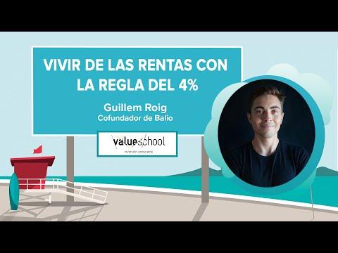 , title : '¿Cómo vivir de las rentas con la regla del 4%? Por Guillem Roig - Value School'