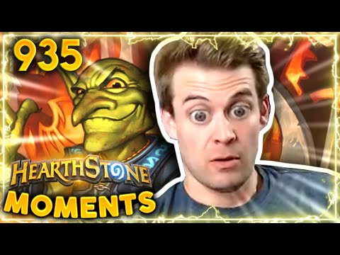 WHO IS THE PRIEST NOW?   Hearthstone Daily Moments Ep.935
