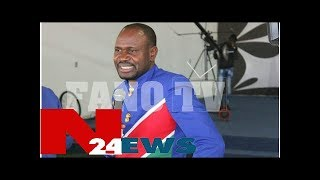 How prophet samuel akinbodunse prophesied outcome of namibia election
