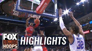 LJ Figueroa's career-high 28 points pace St. John's past DePaul | FOX COLLEGE HOOPS HIGHLIGHTS