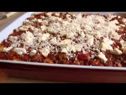 Coming Soon: Christmas Lasagna