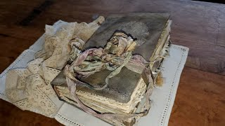 Junk Journal Part 2 Nature's Book of Mystery