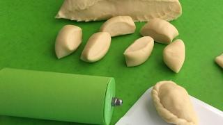 Лучшее тесто для вареников, пельменей и ... Заварное супер тесто.