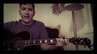 (1803) Zachary Scot Johnson Be Honest With Me Glen Campbell Cover thesongadayproject Gene Autry Live