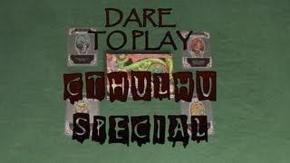 Dare to Play: Cthulhu Gloom