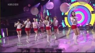 [HD] SNSD+f(x)+Shinee_-_Gee 091225