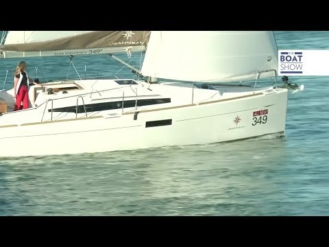 [ITA]  JEANNEAU SUN ODYSSEY 349 - Review - The Boat Show