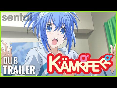 Kämpfer Official Dub Trailer
