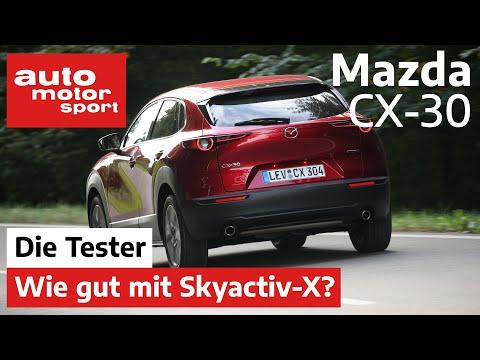Mazda CX-30: Mit Skyactiv-X eine Empfehlung? - Test/Review | auto motor und sport