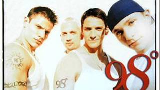 98 Degrees ~ You Should Be Mine