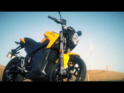 2017 Zero Motorcycles S ZF13.0 + Power Tank in Greenville, South Carolina