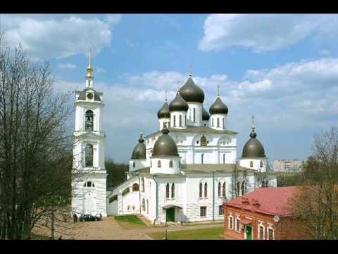 Поездка по монастырям и церквям