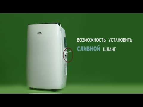 Осушувач преміум класу CH-D008WDP6-20LD