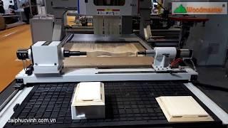 MÁY CNC 3D 5-AXIS THAY DAO TỰ ĐỘNG TỐT NHẤT BÌNH DƯƠNG