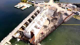 Underwater Demolition of the Glen Miller Dam 3