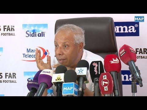 العرب اليوم - شاهد: امحمد فاخر يكشف أسباب تراجع نتائج الجيش الملكي