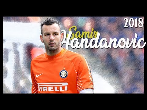Samir Handanovic 2018 - Best Saves/Le migliori parate in Serie A