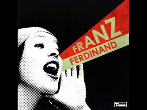 Franz Ferdinand - Eleanor put your boots back on (best quality w/lyrics)