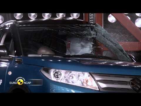 NCAP: Suzuki Vitara