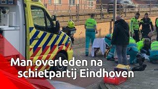 De Man (54) Die Vrijdagochtend Werd Neergeschoten In Eindhoven, Is Overleden