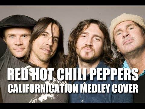 Red Hot Chili Peppers - Californication Medley (cover by Jotun Studio feat. Johnny Sobrino)
